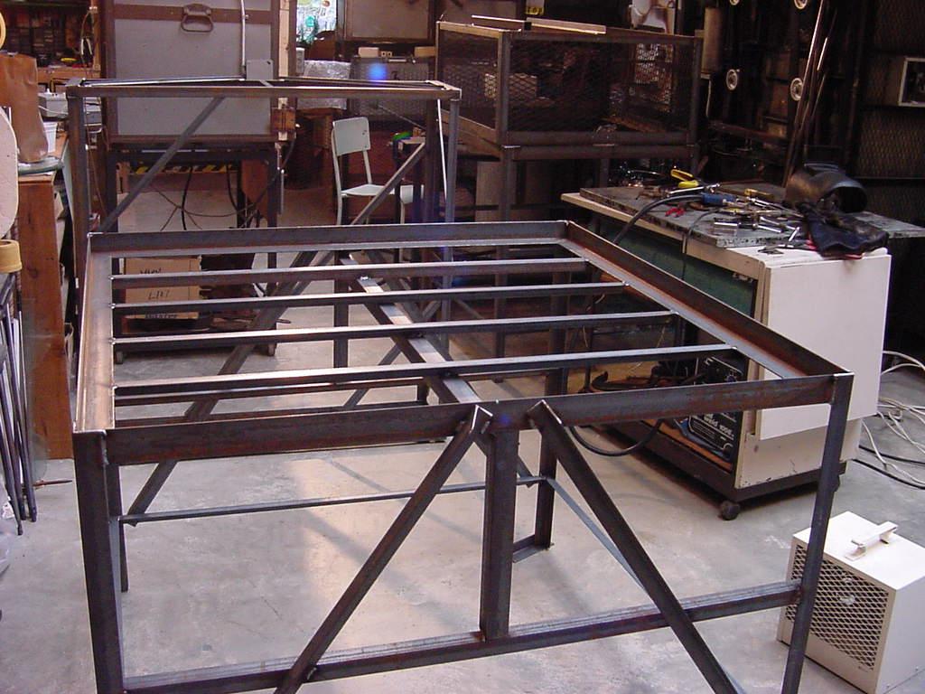 4x4 base frame